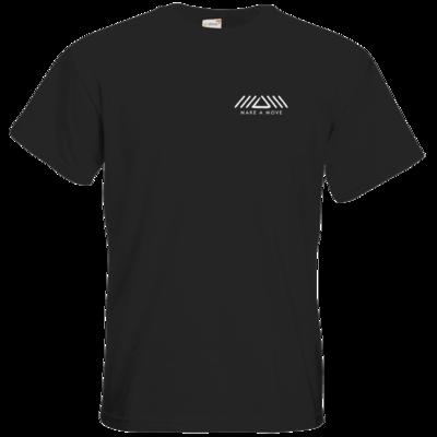 Motiv: T-Shirt Premium FAIR WEAR - Make A Move - Logo