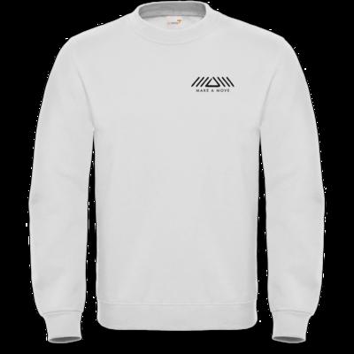 Motiv: Sweatshirt FAIR WEAR - Make A Move - Logo