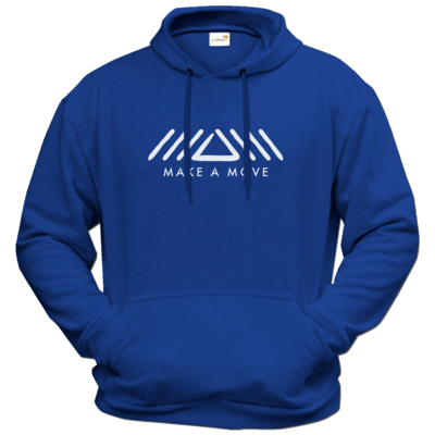 Motiv: Hoodie Premium FAIR WEAR - Make A Move - Logo (big)