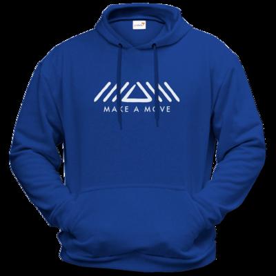 Motiv: Hoodie Premium FAIR WEAR - Make A Move - Logo (big)