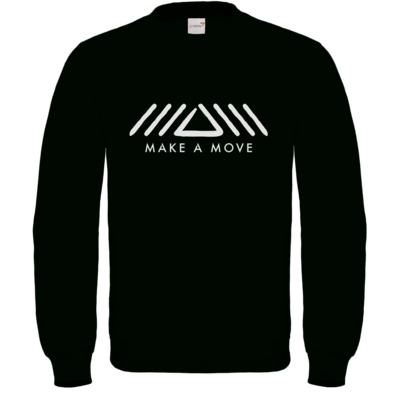 Motiv: Sweatshirt FAIR WEAR - Make A Move - Logo (big)