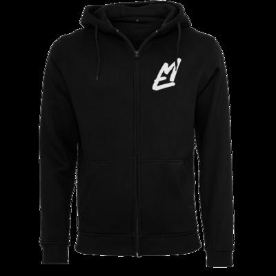 Motiv: Heavy Zip-Hoodie - EM-Logo-Standard