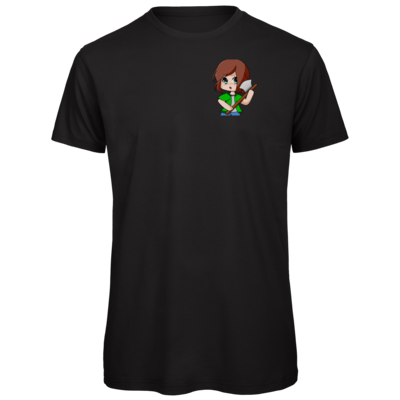 Motiv: Organic T-Shirt - Timberianerin - by Wariona