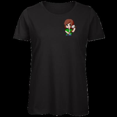 Motiv: Organic Lady T-Shirt - Timberianerin - by Wariona