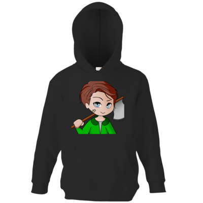 Motiv: Kids Hooded Sweat - Timberianer - by Wariona