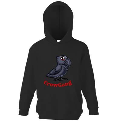 Motiv: Kids Hooded Sweat - CrowRabe