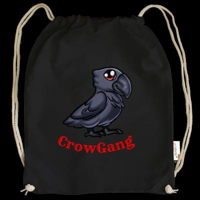 Motiv: Cotton Gymsac - CrowRabe