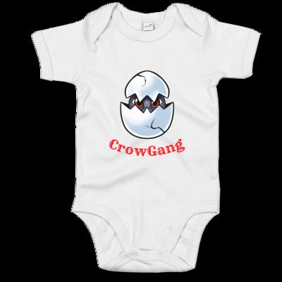 Motiv: Baby Body Organic - Rabe im Ei