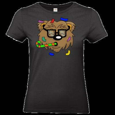Motiv: T-Shirt Damen Premium FAIR WEAR - HYPEBAER