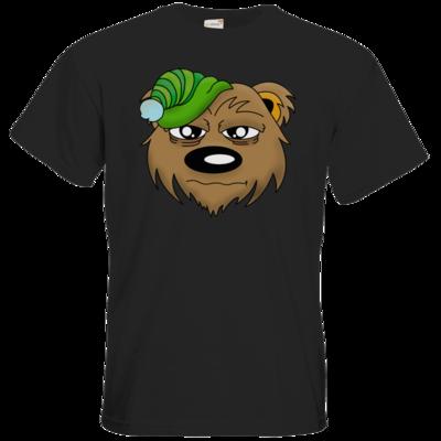 Motiv: T-Shirt Premium FAIR WEAR - Schlafbaer