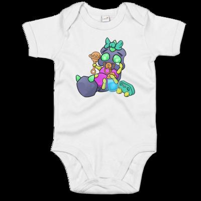 Motiv: Baby Body Organic - Stahlkriecher Baby
