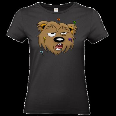 Motiv: T-Shirt Damen Premium FAIR WEAR - WIE WIE WAT