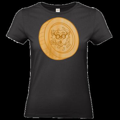 Motiv: T-Shirt Damen Premium FAIR WEAR - BAERENMARKE