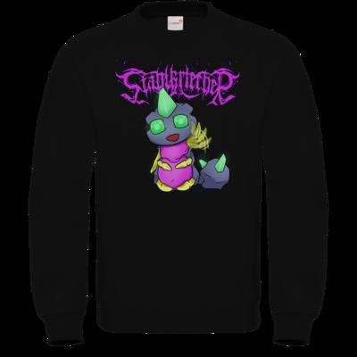 Motiv: Sweatshirt FAIR WEAR - Winkender Stahlkriecher