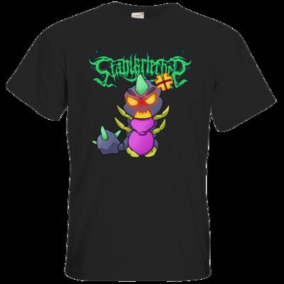 Motiv: T-Shirt Premium FAIR WEAR - Rage Stahlkriecher