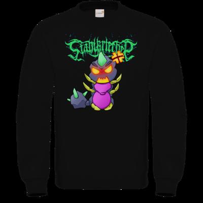 Motiv: Sweatshirt FAIR WEAR - Rage Stahlkriecher