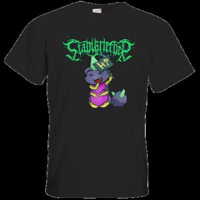 Motiv: T-Shirt Premium FAIR WEAR - Hi Stahlkriecher
