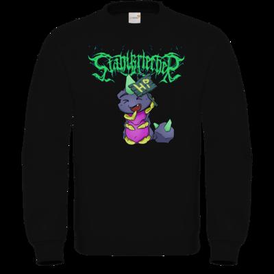 Motiv: Sweatshirt FAIR WEAR - Hi Stahlkriecher