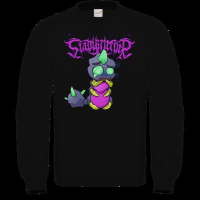 Motiv: Sweatshirt FAIR WEAR - Ängstlicher Stahlkriecher