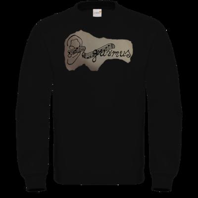 Motiv: Sweatshirt FAIR WEAR - #OHRgasmus