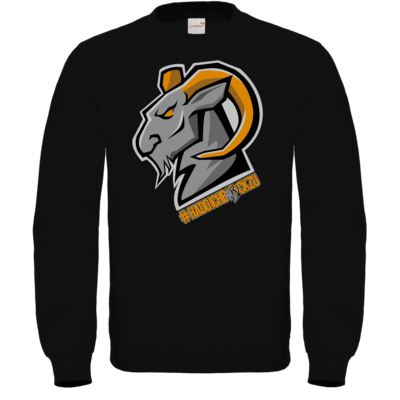 Motiv: Sweatshirt FAIR WEAR - #Haddichbockzu Big Goat