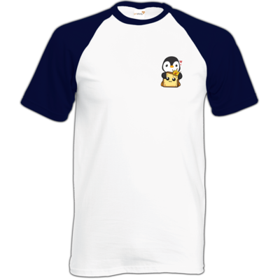 Motiv: Baseball-T FAIR WEAR - PinguToast
