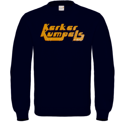 Motiv: Sweatshirt FAIR WEAR - Kerkerkumpels in Space