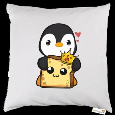 Motiv: Kissen - PinguToast