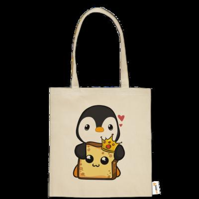 Motiv: Baumwolltasche - PinguToast