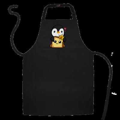 Motiv: Schürze - PinguToast