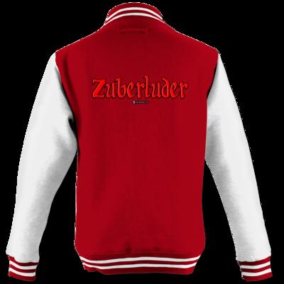 Motiv: College Jacke - Zuberluder
