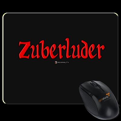 Motiv: Mousepad Textil - Zuberluder