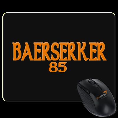 Motiv: Mousepad Textil - Baerserker85