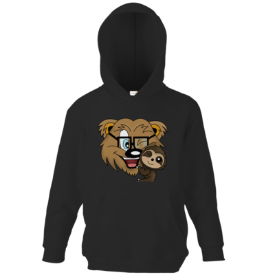Motiv: Kids Hooded Sweat - BAERMILUHUG