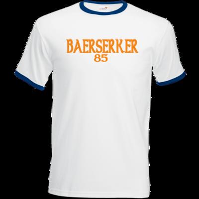 Motiv: T-Shirt Ringer - Baerserker85
