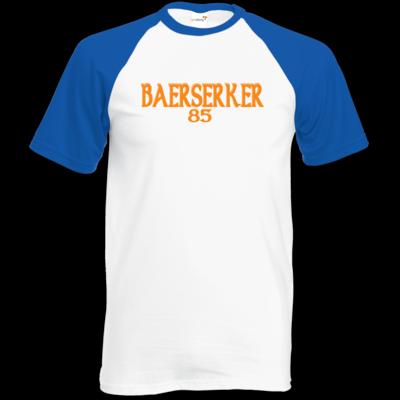 Motiv: TShirt Baseball - Baerserker85
