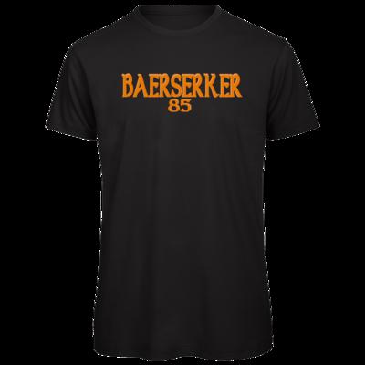 Motiv: Organic T-Shirt - Baerserker85