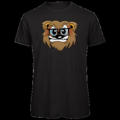 Motiv: Organic T-Shirt - Rage