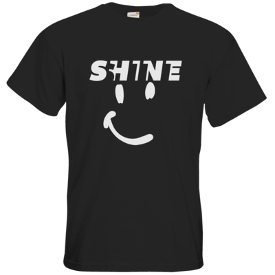 Motiv: T-Shirt Premium FAIR WEAR - Shine smile