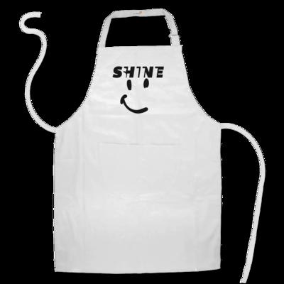 Motiv: Schürze - Shine smile
