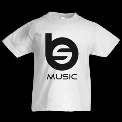 Motiv: Kids T-Shirt Premium FAIR WEAR - BlueEyes & Sushi Logo schwarz