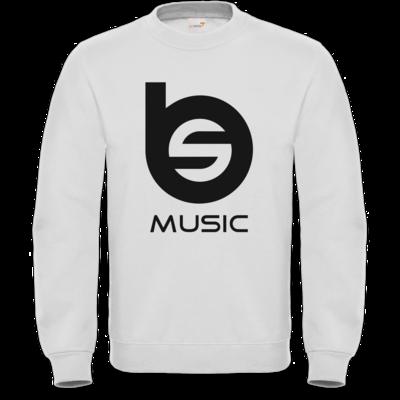 Motiv: Sweatshirt FAIR WEAR - BlueEyes & Sushi Logo schwarz