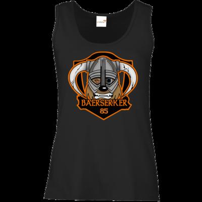 Motiv: Tank Top Damen Classic - LogoBaer