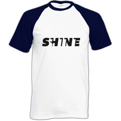 Motiv: Baseball-T FAIR WEAR - Shine classic