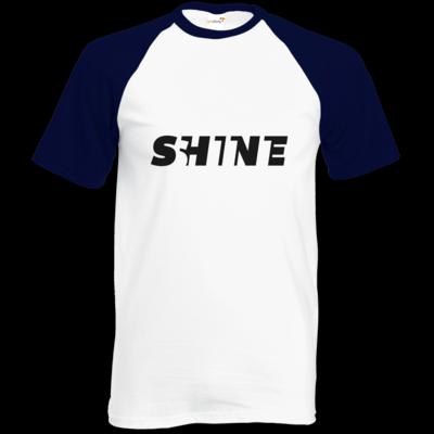 Motiv: Baseball-T FAIR WEAR - Shine classic