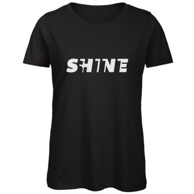 Motiv: Organic Lady T-Shirt - Shine classic