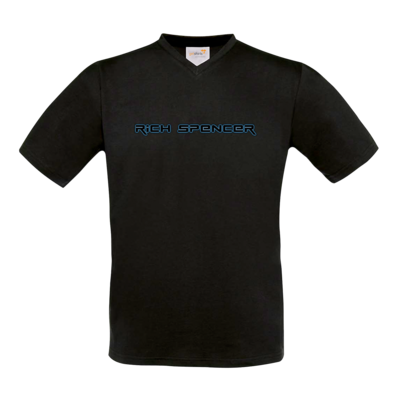 Motiv: T-Shirt V-Neck FAIR WEAR - Rich Spencer