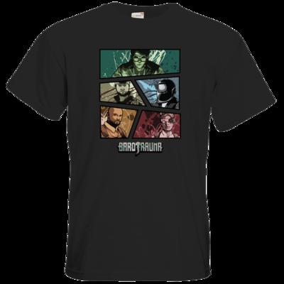 Motiv: T-Shirt Premium FAIR WEAR - Barotrauma - A Job For Everybody