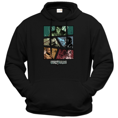 Motiv: Hoodie Premium FAIR WEAR - Barotrauma - A Job For Everybody