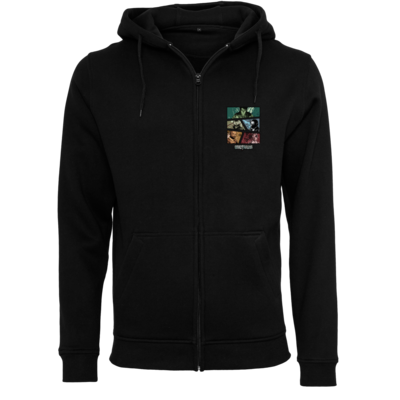Motiv: Heavy Zip-Hoodie - Barotrauma - A Job For Everybody